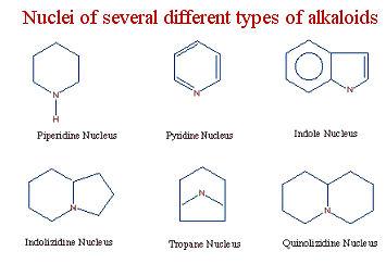 A  Ring Heterocyclic Alkaloid
